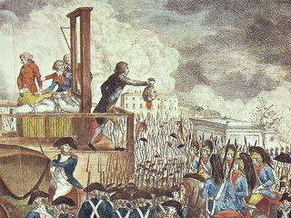 Lavoisier's execution