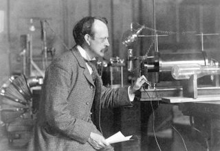J.J. Thomson of Cambridge University