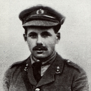Moseley in uniform
