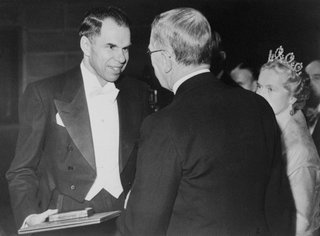 Seaborg and McMillan shared the 1951 Nobel Prize in chemistry